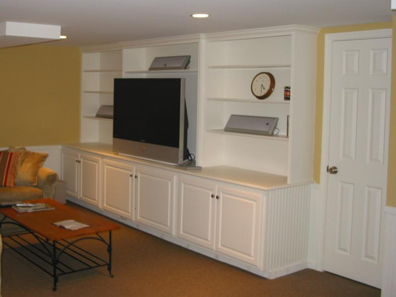 Basement Storage Cabinets Basement Storage Ideas For Your